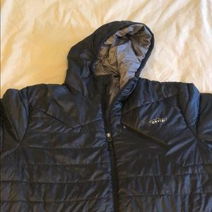 Orvis TroutBum Hooded Down Jacket